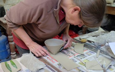 Artist's workshops as part of South East Open Studios